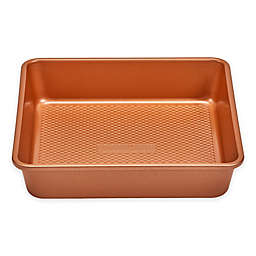 Copper Chef™ Diamond Bakeware 9-Inch Nonstick Square Cake Pan
