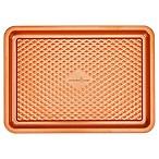 Copper Chef™ Diamond Bakeware 12-Inch x 17-Inch Nonstick Cookie Sheet
