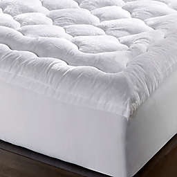 MGM Grand® Micro Mink Mattress Topper in White