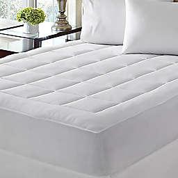 Dream Cloud™ Microplush Twin XL Mattress Pad in White
