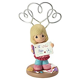 Precious Moments® Girl Holding Masterpiece Photo Holder