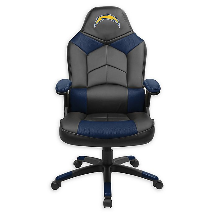 Outstanding Nfl Los Angeles Chargers Oversized Gaming Chair Alphanode Cool Chair Designs And Ideas Alphanodeonline