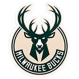 NBA Milwaukee Bucks Logo Outdoor Decal