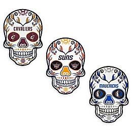 NBA Skull Outdoor Decal Collection