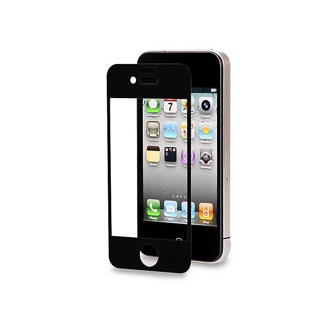 Alternate image 1 for Moshi® iVisor AG for iPhone® 4/4S in Black