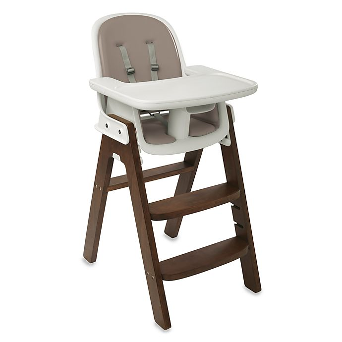 Alternate image 1 for OXO Tot® Sprout™ High Chair in Taupe/Walnut