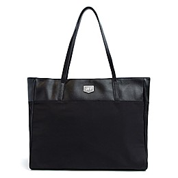 Freshly Picked Everyday Tote Diaper Bag in Ebony