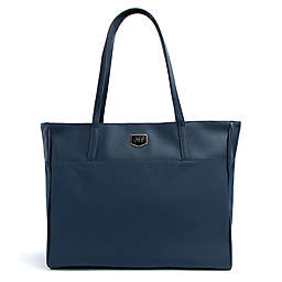 Freshly Picked Everyday Tote Diaper Bag in Navy