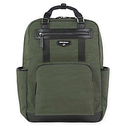 TWELVElittle Courage Backpack Diaper Bag in Olive