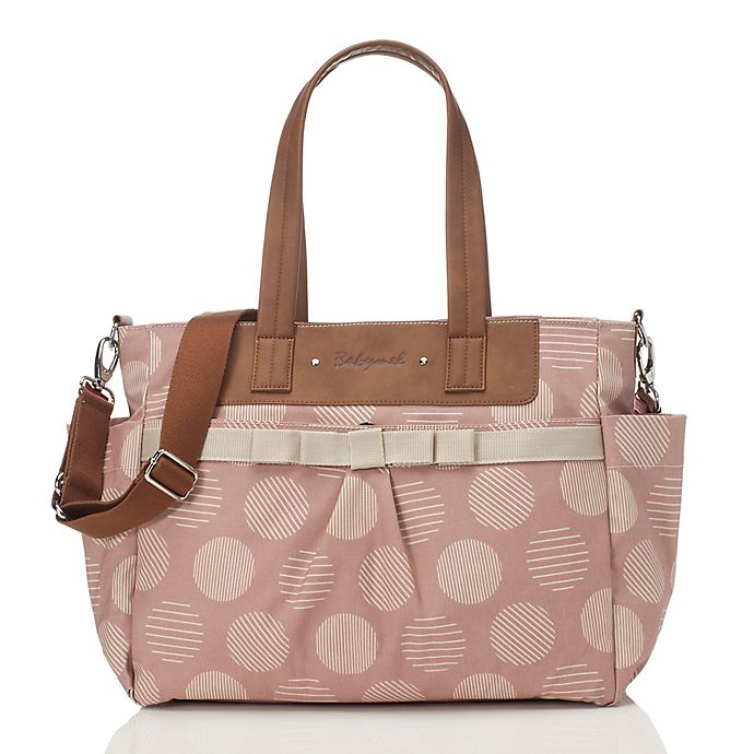 Alternate image 1 for Babymel™ Cara Bloom Diaper Bag