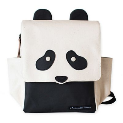 Petunia Pickle Bottom 174 Panda Mini Me Critter Backpack