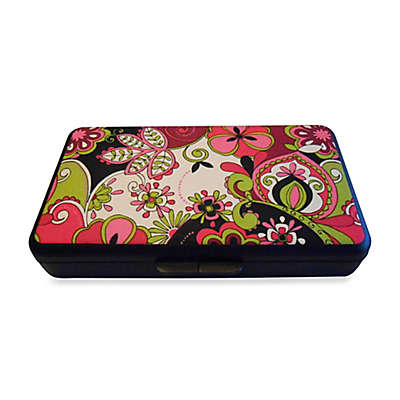 K Quinn Designs Damask Wipe Clutch