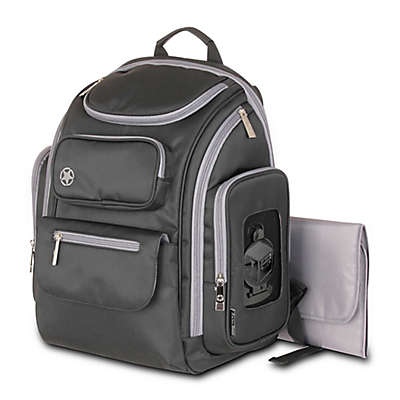 Jeep® Perfect Pockets Backpack Diaper Bag