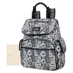 Kelty Drawstring Denim Look Backpack Diaper Bag