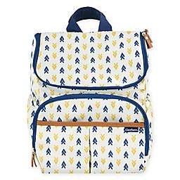 Gerber® Print Backpack Diaper Bag