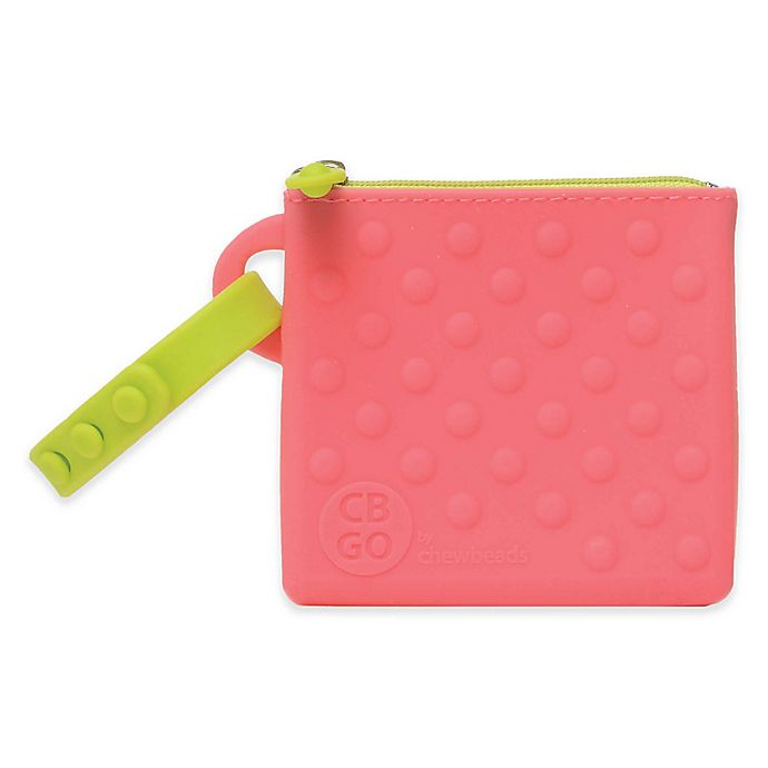 Alternate image 1 for chewbeads® CB Go Silicone Small Pouch