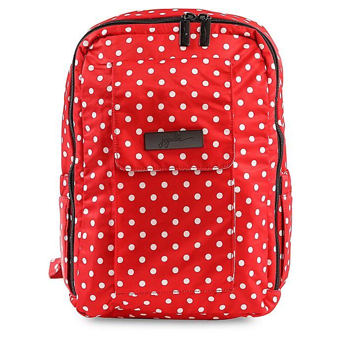 Alternate image 1 for Ju-Ju-Be® MiniBe Diaper Bag in Black Ruby