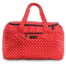 Ju-Ju-Be® Starlet Diaper Duffle Bag in Black Ruby
