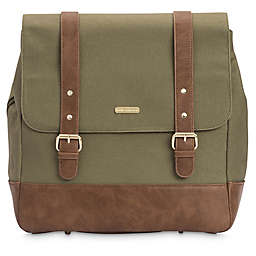 Little Unicorn Marindale Diaper Backpack in Olive