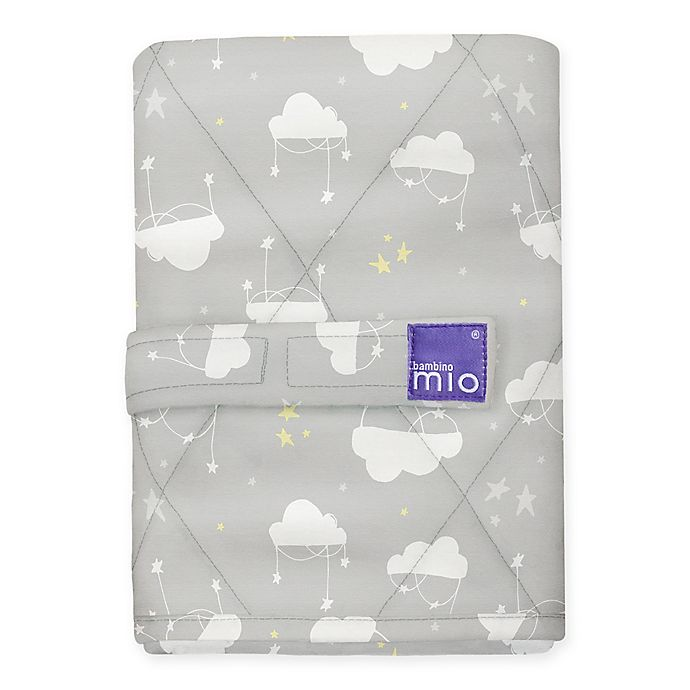 Alternate image 1 for Bambino Mio Cloud 9 Multicolor Folding Changing Pad