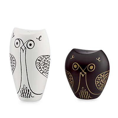 kate spade new york Woodland Park™ Owl Salt & Pepper Set
