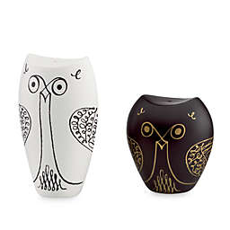 kate spade new york Woodland Park™ Owl Salt & Pepper Set