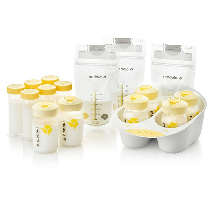 Alternate image 1 for Medela® Breast Milk Storage Solution Set