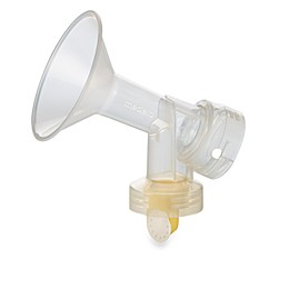 Medela® 24mm Breast Shield with Valve and Membrane