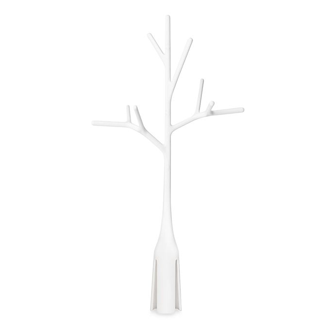 Alternate image 1 for Boon Twig Grass and Lawn Countertop Drying Rack Accessory in White