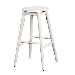 Linon Home® Denville Bar Stool in White