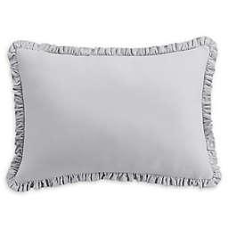 Bridge Street Odelia Oblong Throw Pillow in Violet