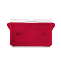 Coleman® 48-Can Party Stacker™ Cooler (Red)