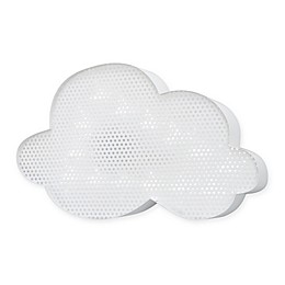NoJo® Little Love Cloud Light Up Mesh Wall Décor in White