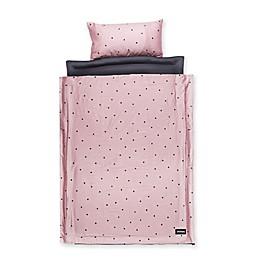 Reversible Air Mesh Retro Animal Nap Mat in Pink