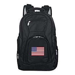 Mojo USA 19-Inch Premium Laptop Backpack in Black