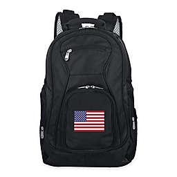 Mojo USA 19-Inch Premium Laptop Backpack in Black