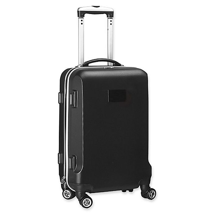 Alternate image 1 for Denco Hardside Spinner 21-Inch Carry On Luggage in Black