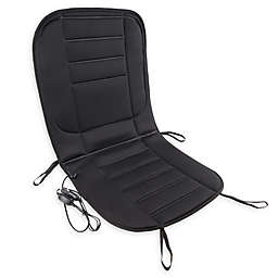 Stalwart® Heated Car Seat Cushion in Black