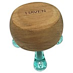 Haven Small Palm Massager in Teak