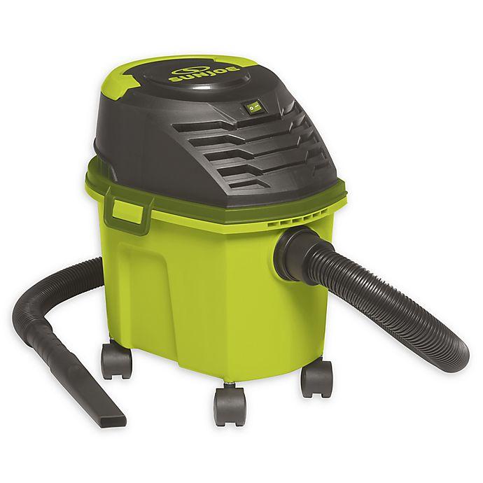 Alternate image 1 for Sun Joe® SWD2500 Bagless Wet/Dry Vacuum in Green