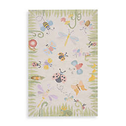 Momeni 'Lil Mo Classic LMI-4 Assorted Colors Area Rug