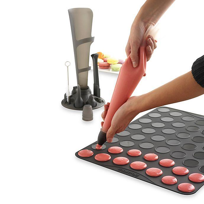 Alternate image 1 for Mastrad® Macaron Baking Set
