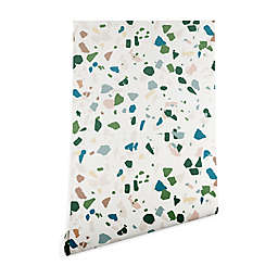 Deny Designs Holli Zollinger Terrazzo Peel and Stick Wallpaper