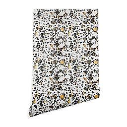 Deny Designs Elisabeth Fredriksson Speckled Terrazzo Peel & Stick Wallpaper