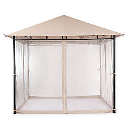Patio Umbrellas Amp Shades Gazebos Patio Canopies Bed