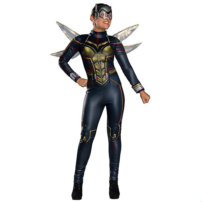 Alternate image 1 for Marvel® Ant-Man and the Wasp Secret Wishes Wasp Women's Medium Halloween Costume
