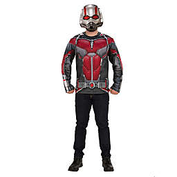 Marvel® Ant-Man & The Wasp: Ant-Man Adult Halloween Costume Top Set