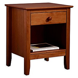 Adeptus Easy Pieces End Table in Pecan