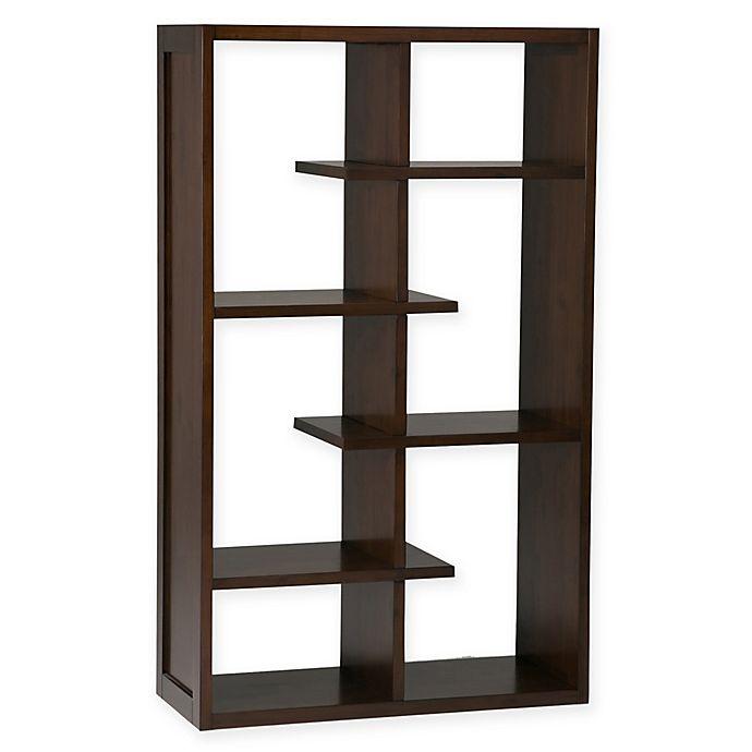 Alternate image 1 for Simpli Home Camden Bookcase
