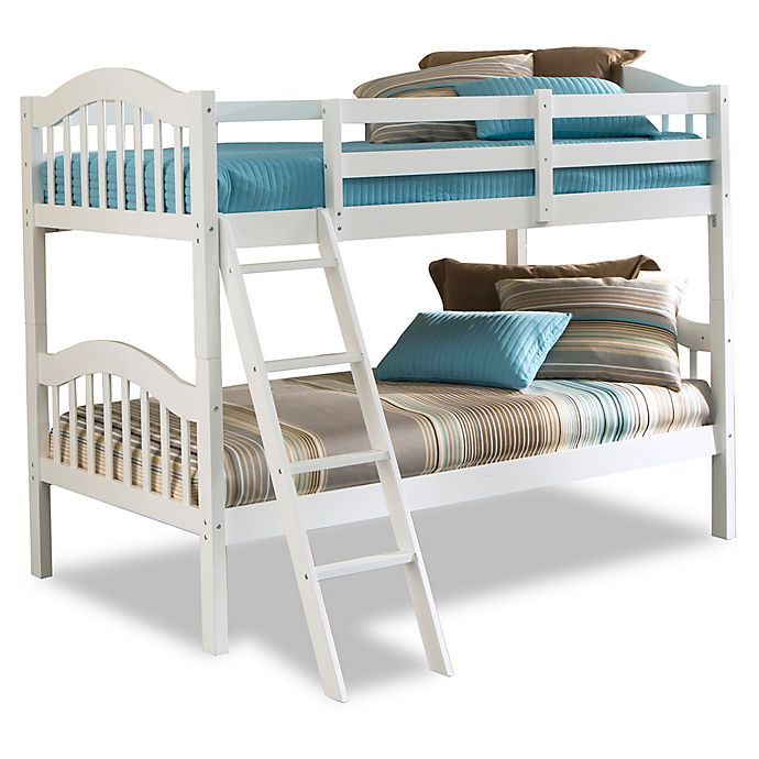 Alternate image 1 for Storkcraft Long Horn Twin Bunk Bed